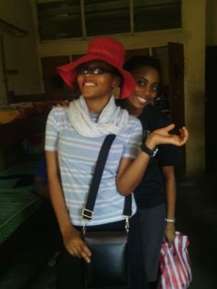 Tolulope & Adebola